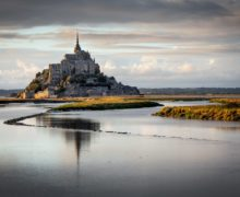 MONT-SAINT-MICHEL, CANCALE, SAINT-MALO