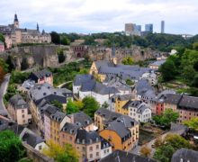LUXEMBOURG ET TRÈVES